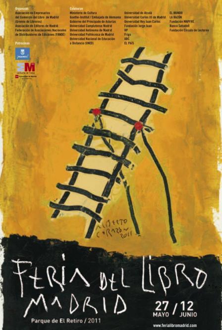 Feria Libro Madrid 2011