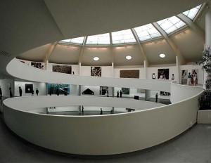 Guggenheim Museum interior1