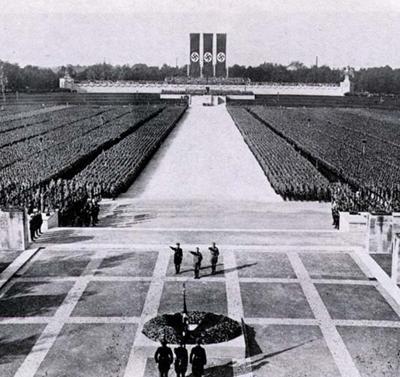 El NSDAP en 1934