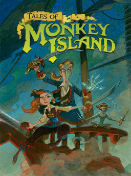 Tales of Monkey Island artwork 4172