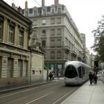 Una ciudad, un tranvía: Lyon