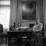 Juan Alberto Belloch: «Rubalcaba tiene algo de Merlín, ha sobrevivido a todo»