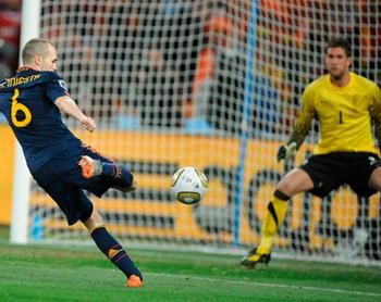 Gol de Iniesta