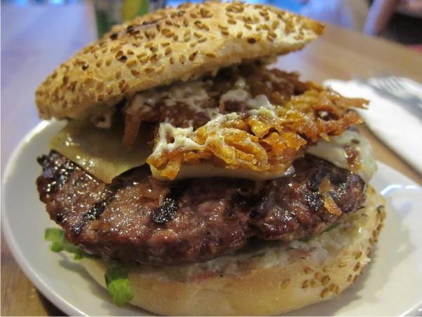 hamburguesa Bacoa 2