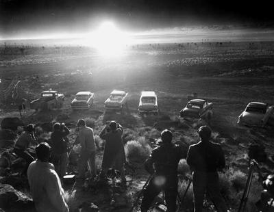Explosión atomica 1963
