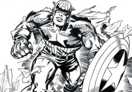 Outlet de pijamas: Entrevista al Capitán América (I)