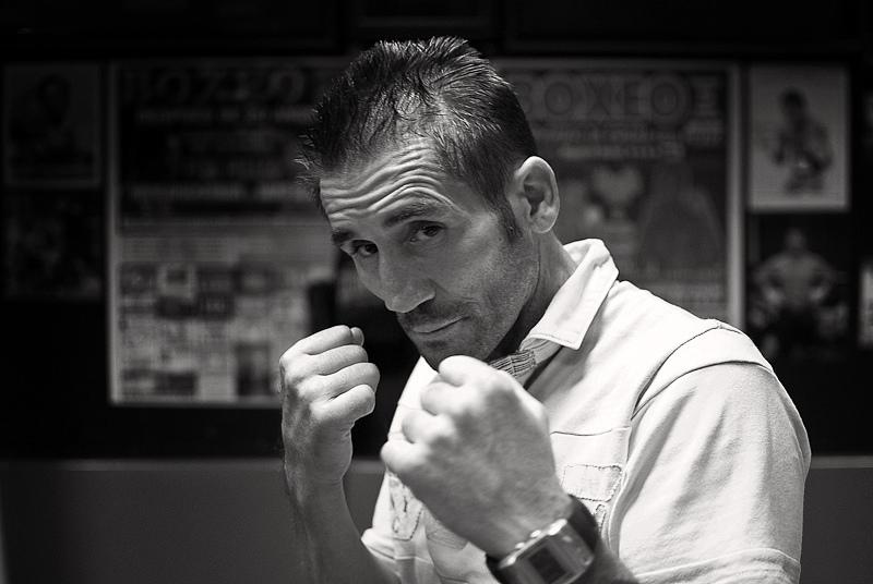 """Poli Díaz: """"Lo que gané en mi primera pelea lo repartí entre mis compañeros"""""""