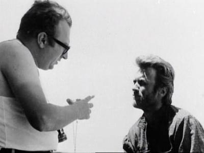Leone e Eastwood