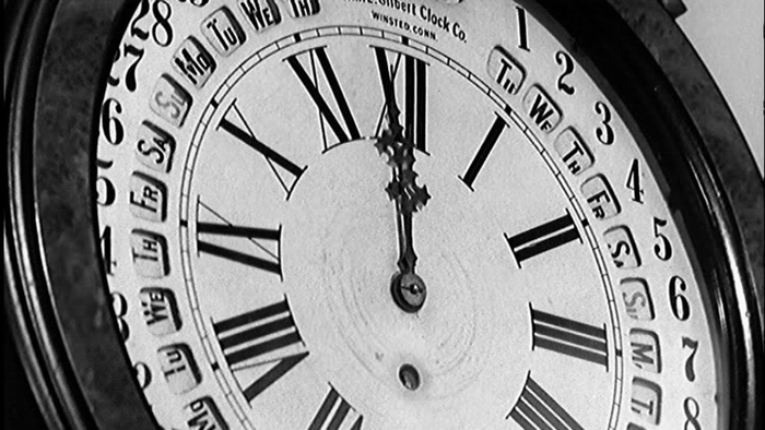 Radiografía de un fotograma: el reloj de Damocles