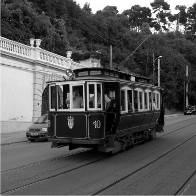 Una ciudad, un tranvía: Barcelona
