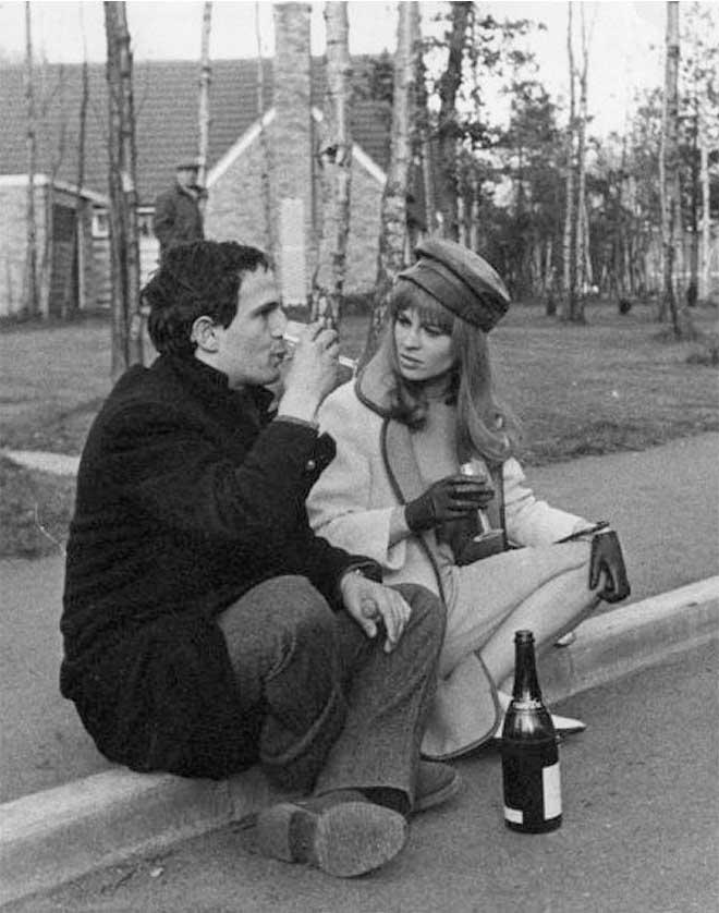 Julie Christie Francois Truffaut