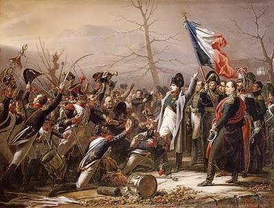 Napoleon retorno de Elba