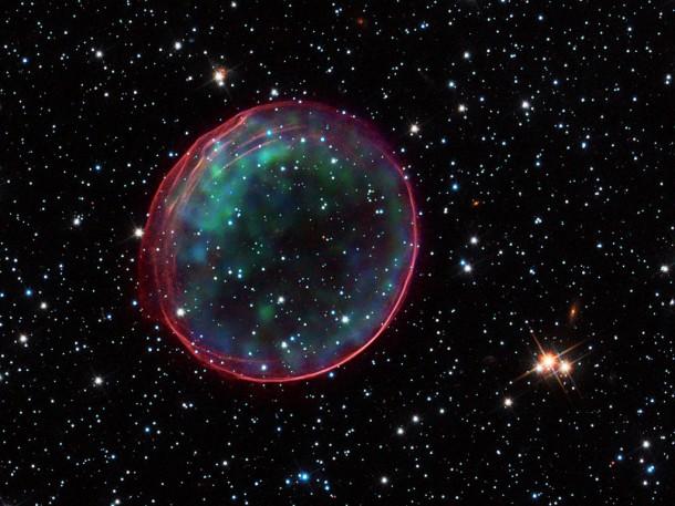 Supernova Magallanes