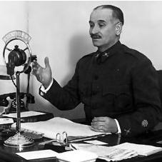 Sevillanas (I) – El radiofonista Queipo de Llano