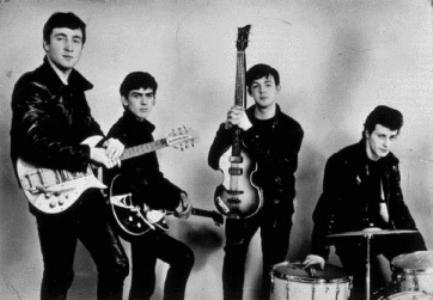 Beatles Hamburgo