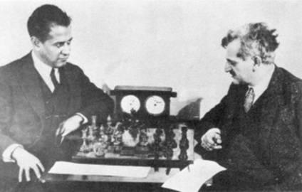JRC y Lasker