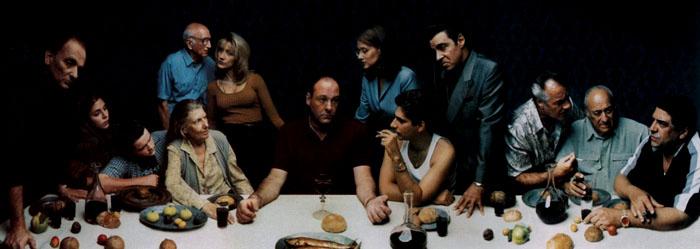 Sopranos Ultima Cena