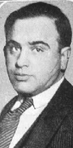 Al Capone joven