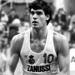 Rubén Uría: Fernando, Aquiles con el 10 a la espalda