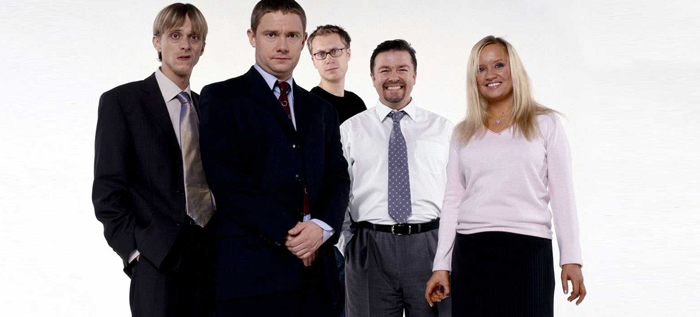 The Office Protagonistas