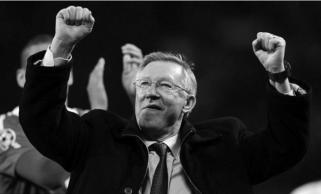 """70 años de Sir Alex Ferguson: """"Boss, we salute you!"""""""