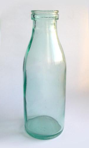 Botella vacia