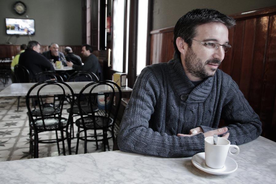 Jordi Évole para Jot Down 10