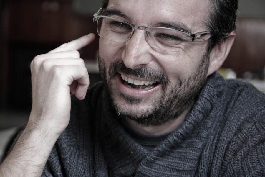 Jordi Évole para Jot Down 9
