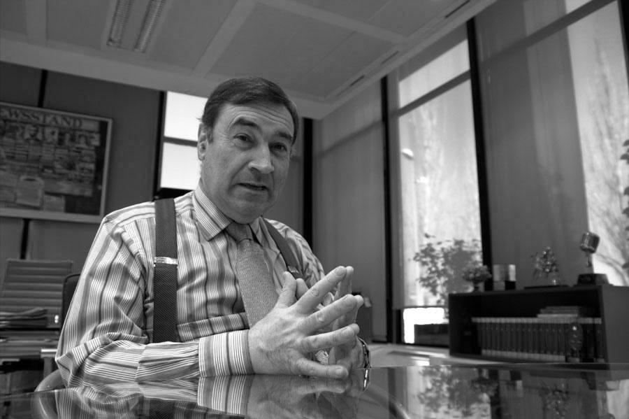 """Pedro J. Ramírez: """"Tengo la suerte de dedicarme a lo único para lo que sirvo"""""""