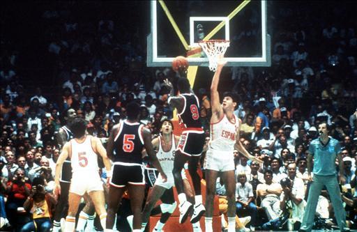 USA España 1984