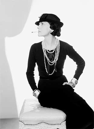 Coco Chanel por MAn Ray