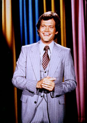 Letterman Tonight Show