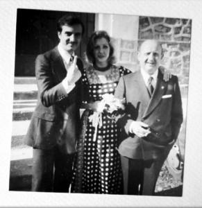 Papas y abuelo