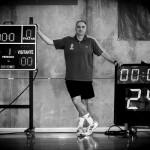 Pablo Laso: «Muchos partidos de la NBA parecen una pachanga»