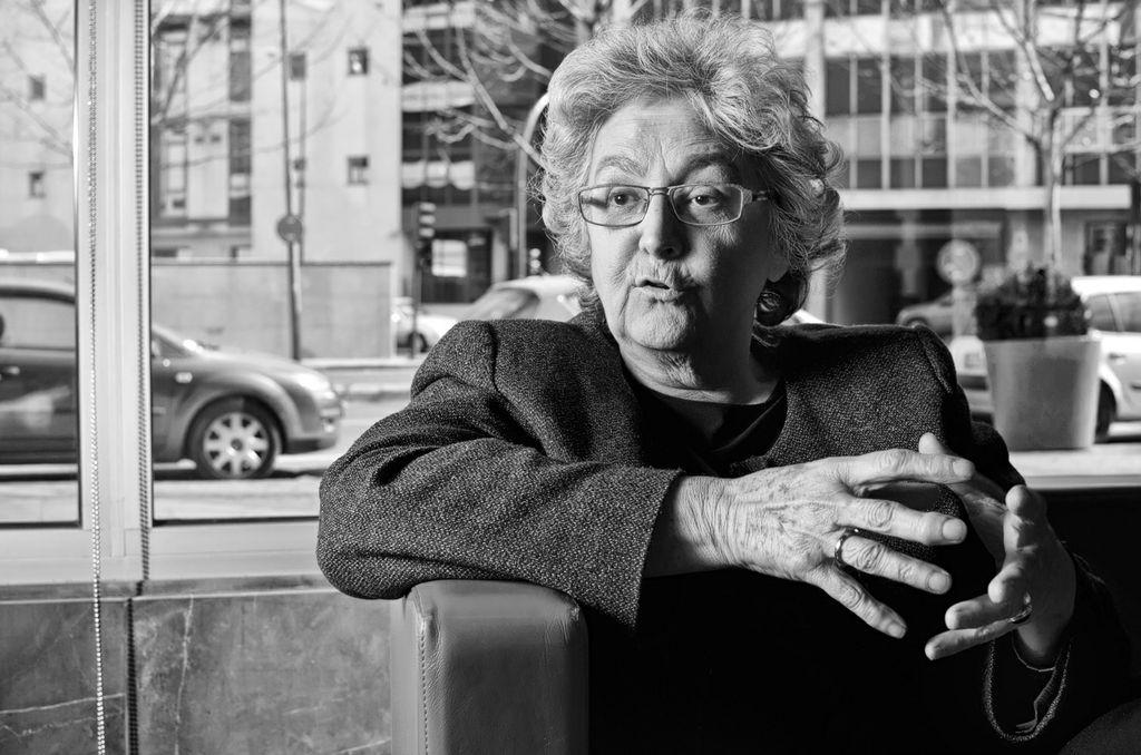 """Soledad Gallego-Díaz: """"El País no es un periódico de izquierdas; nunca lo ha sido y nunca ha pretendido serlo"""""""
