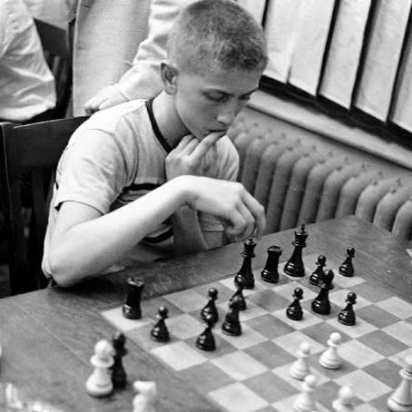 Bobby Fischer: la infancia del pequeño diablo (I)