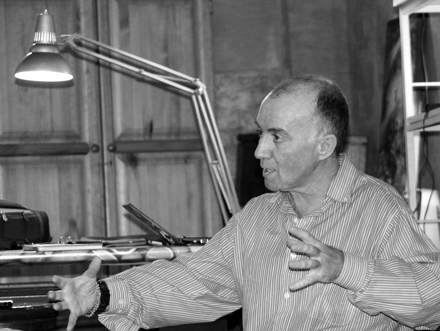 """Bernardo Ortín: """"El exceso de información no genera más libertad de pensamiento, sino más miedo"""""""