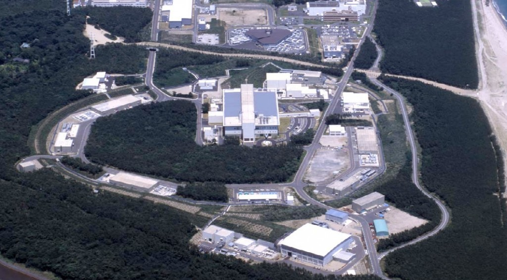 laboratorio J PARC