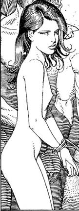 moebius girl