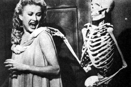 """The House on haunted hill"""" William Castle 1959"""