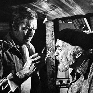Radiografía de un fotograma: las lágrimas de Charlton Heston