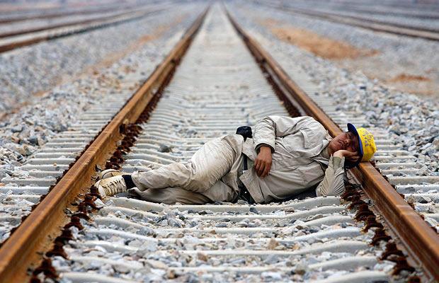 Apasionado del ferrocarril