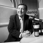 """Federico Jiménez Losantos: """"La monarquía actual es una mezcla de incompetencia y corrupción"""""""