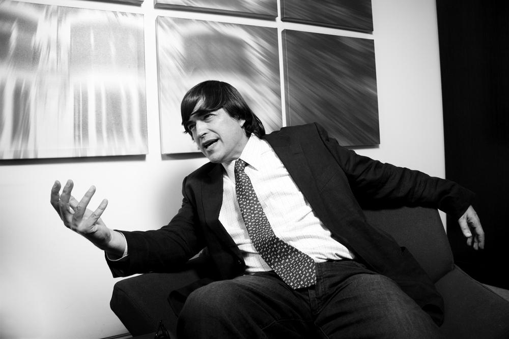 """Jaime Bayly: """"La política es una forma inferior de religión"""""""