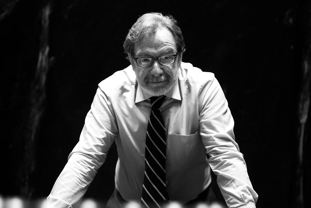 """Juan Luis Cebrián: """"La crisis de la prensa no es una crisis, es un cambio de paradigma"""""""