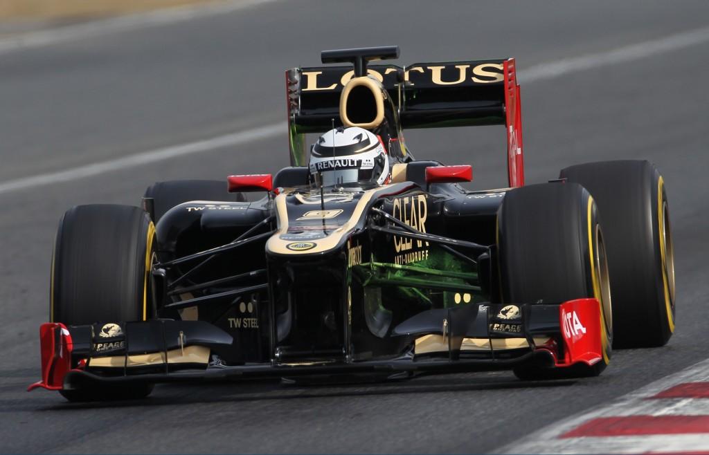 Lotus Räikkönen