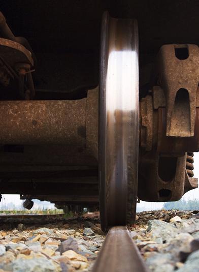 Rueda ferrocarril
