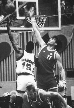 Sabonis Robinson 88