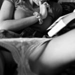 Mujeres que leen, mujeres que duermen