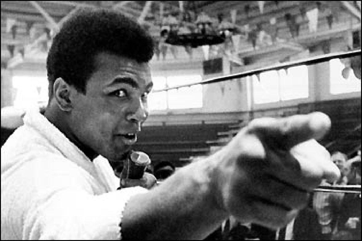 Muhammad Ali, yo, nosotros